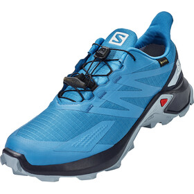 Salomon Supercross Blast GTX Buty Mężczyźni, indigo bunting/navy blazer/ashley blue